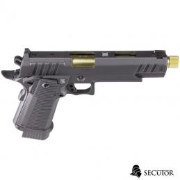 PISTOLA CO2 BLOW BACK LUDUS...