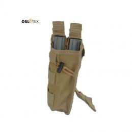 Oslotex Portacargador Simple Doble m4 COYOTE