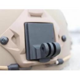 Adaptador Gopro, Sj4000 para casco Airsoft