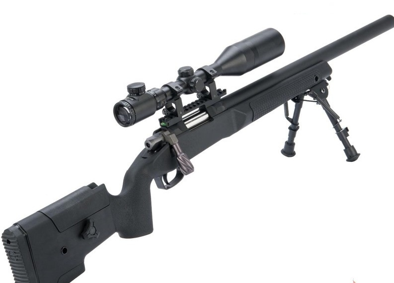 réplica airsoft francotirador